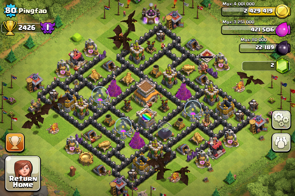Best Clash of Clans