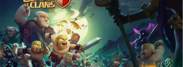 Clash of Clans Trick or Treat Halloween Update 2014 -