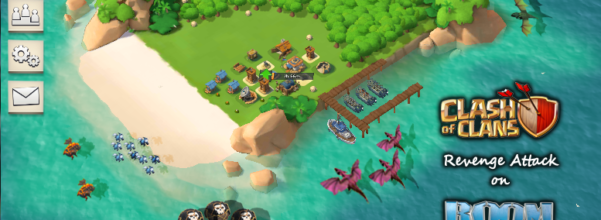 Clash of Clans revenge attack on Boom Beach - Thats My Top 10