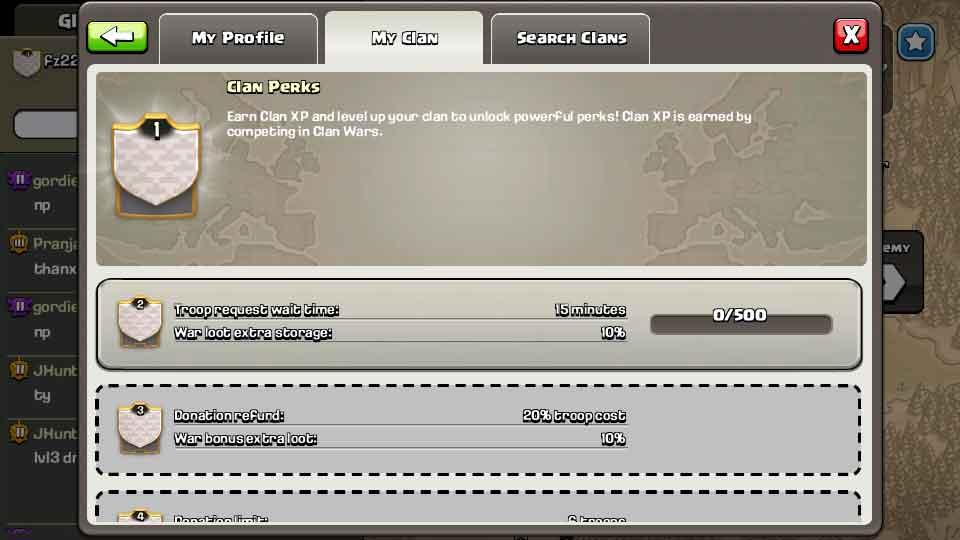 Clash of Clans - Clan Perks update - Thats My Top 10