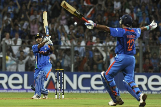 Dhoni Six - Top 10 world cup performances - Thats My Top 10