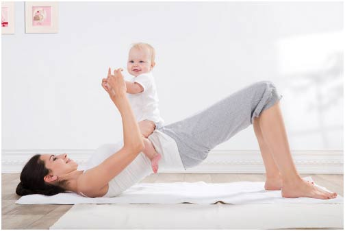Post Pregnancy Workouts and Tips