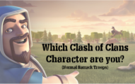 WHICH CLASH OF CLANS NORMAL BARRACK CHARACTER ARE YOU? | Thats My top10