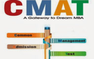 CMAT for MBA - Some Handy Tips | CMAT 2018