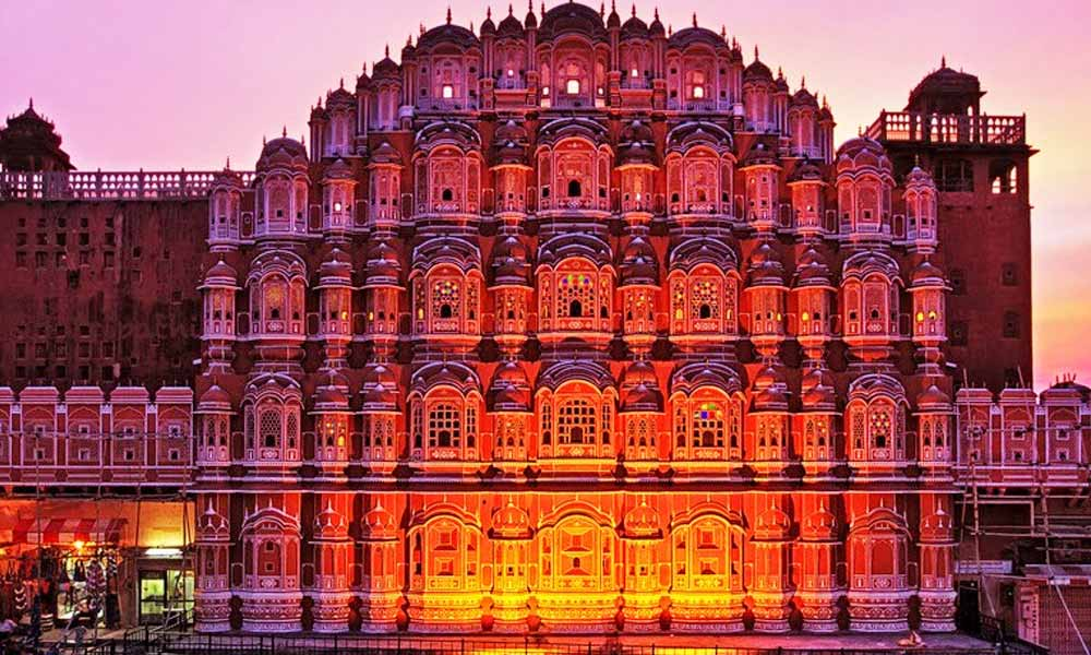 Places to visit in jaipur | Amber Fort