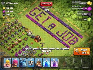 Top 10 Funny Clash of clans Base no 1