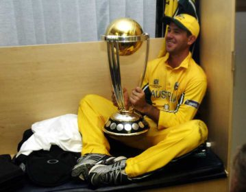 Ricky Ponting - Top 10 world cup performances - Thats My Top 10