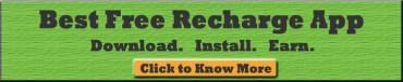 Free recharge app 2