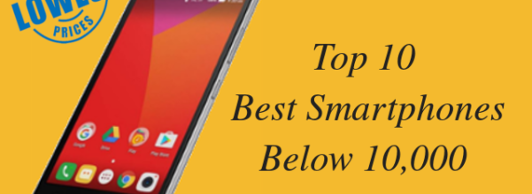 Top 10 Best Smartphones under 10000 | Thats My Top 10 | Mobiles Under 10000