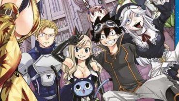 EDENS ZERO Top 10 Most Anticipated Anime of 2021