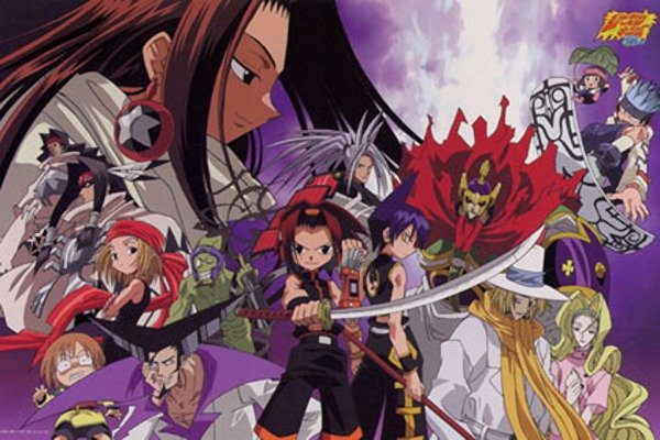 SHAMAN KING Top 10 Most Anticipated Anime of 2021