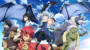 THAT TIME I GOT REINCARNATED AS A SLIME Top 10 Most Anticipated Anime of 2021